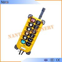 Hand-Held Wireless Industrial Remote Controls , Telecrane F23 - A++ Manufactures
