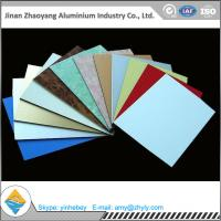 AA3003 1.0mm 1.2mm 1.5mm Aluminium Alloy Sheet PE Pre Painted For Roofing Panel