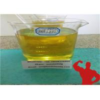 Yellow Oil Injectable Anabolic Steroids Testosterone decanoate 200mg/ml CAS 5721-91-5 Manufactures