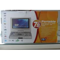7 inch portable dvd player with tv tuner,TFT LCD screen Game MP3 MP4 moive Manufactures
