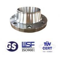Stainless steel weld neck flange Manufactures