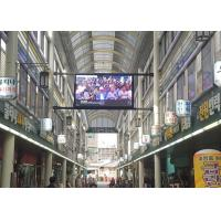 SMD2727 Street Outdoor Advertising LED Display Screen P6 P5 160x160mm Module Manufactures
