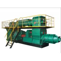Double Stage Vacuum Brick Extruder Manufactures