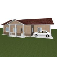 Promotion Wind - proof 3 Bedroom Modular Homes Prefabricated Mobile House For Living Manufactures