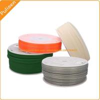 6mm Polyurethane orange smooth Round Belt for Ceramic glazing line poly cord 5mm Manufactures