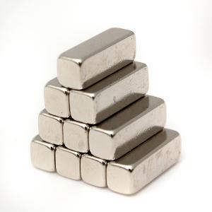China powerful strong neodymium ndfeb magnets block on sale
