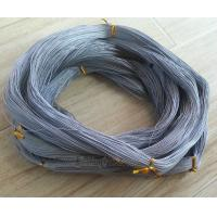 China 10skeins  connected braided single grey color  fishing line on sale