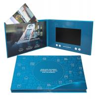 China China Factory Price 7 Inch tft Screen Digital Card Promotional LCD Video Brochure,lcd video brochure card on sale