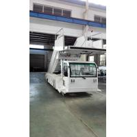 Electric Aircraft Boarding Stairs , Lead Acid Battery Aircraft Ground Support Equipment Manufactures