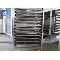 Energy Saving Fruit And Vegetable Dryer Machine 3300*2200*2000mm Dimension Manufactures