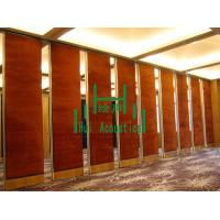 China Acoustic Room Dividers Banquet Hall Partition Folding Partition Door on sale