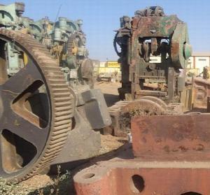 China HMS, Rails, Steel Scraps on sale