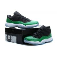 Free Shipping Perfect New Retro jordan 11 Low Snakeskin Upper White Basketball Shoes size 8-12.5 Manufactures