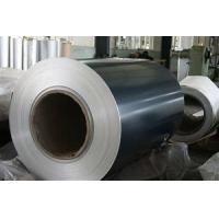 Custom Color Coated Aluminum Coil P Paint Thickness 0.2-0.65mm For Composite Panel Manufactures