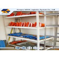 CE Boltless Metal ShelvingWith Multi Level Picking Modules , Warehouse Storage Racks Household Manufactures