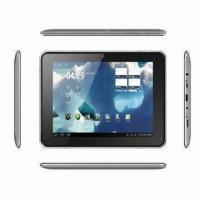 China 2-camera Tablet PC with Android 4.0 OS/Dual Core/IPS Screen/Metal Housing/HDMI 1080p HD Video Output on sale