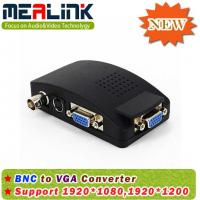 BNC to VGA Converter (Support 16: 9, 4: 3, and 16: 10) Manufactures