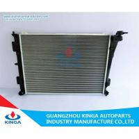 Sonata' 2011 MT Hyundai Radiator Replacement Aluminum Radiators For Classic Cars Manufactures