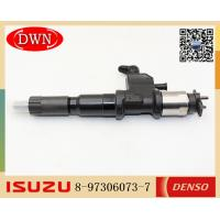 DENSO Common Rail Fuel Injector 095000-5516 0950005516 For ISUZU 6WG1 8-97306073-7 Manufactures