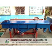 High Accuracy Linear Vibrating Screen with Best Quality and Cheap Price Manufactures