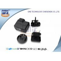 Interchangeable Plug Power Adapter Universal Travel Adaptor With USB Manufactures