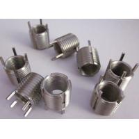 China brass keenserts for screw thread repairing in weaker materials on sale