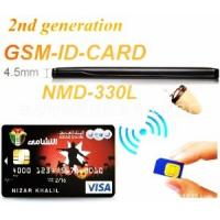 The 2nd GSM Card Box with Mini Wireless Micspy 680 Earpiece invisible Earphone Top quality Full Set Manufactures