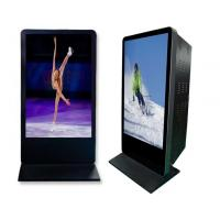 3mm Popular Portable Indoor Fixed LED Display Screen Poster Advertising , Iphone Shape