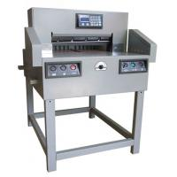 6580PX Paper Guillotine,Programmable guillotine cutter machine,heavy duty guillotine Manufactures