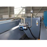 Quality Welded Structure Hydraulic Sheet Metal Shearing Machine With DRO System 16mm 6m for sale