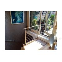 Stainless steel cable railing for decks Manufactures