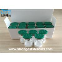 CRF ( ovine ) Trifluoroacetate CAS 79804-71-0 For Body Building & Fat Loss Growth Hormone Raw Powder With 99% Purity Manufactures