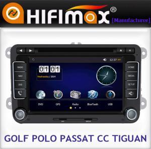 China Hifimax car dvd player auto stereo for VW Golf/Passat/Sharan/Scirocco/Seat Leon/Cupra/Touran/EOS/Tiguan on sale