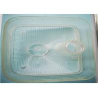 Material ABS Multi Color Injection Molding Quenching Treatment HASSCO Mould Base Manufactures