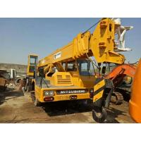 Tadano 25 ton 30 ton Japanese Used Truck Mobile Crane For Sale Manufactures