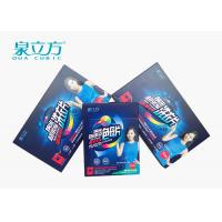 24 Slice Pack Super Condensed Laundry Detergent Sheets With Leaving No Residue Manufactures