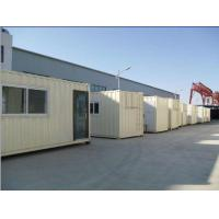 Beautiful Modular Container House , 20ft Shipping Modular Home ISO9001 Manufactures