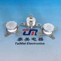 Long-Term Supply Ksd301 Thermostat of High Precision for Coffee Maker Thermal Overload Manufactures