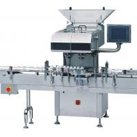 Automatic Capsule / Tablet Counting And Filling Machine In Bottling Line Wide Counting Range Manufactures
