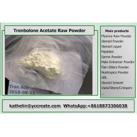 China Bodybuilding Steroid Powder Trenbolone Acetate / Trenbolone Hexahydrobenzylcarbonate For Muscle Gains on sale