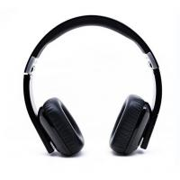 Fasion Foldable Wireless Hi-fi NFC stereo bluetooth headphone TTS Dual Language Manufactures