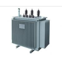 China Industrial Oil Immersed Distribution Transformer Silicon Steel Sheet Material on sale