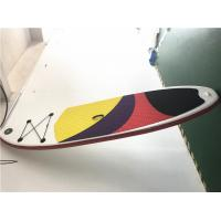9 Feet to 17 Feet Inflatable Stand Up Paddle Board With Pump CE EN14960 Manufactures