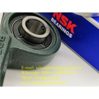 China 2 7/8 Shaft Size NSK UCP315-214D1 Pillow Block Bearing Unit Single Set Screw Lock Standard on sale