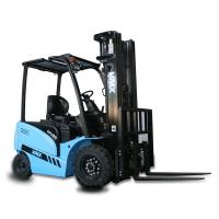 Battery Operated Mini Electric Forklift 2.5 Ton CPD25 Smart Electric Forklift Manufactures