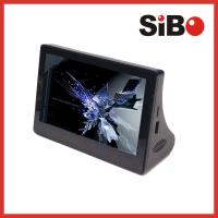 China Echo Cancel Circuit Industrial Touch Panel PC With Ethernet Port on sale