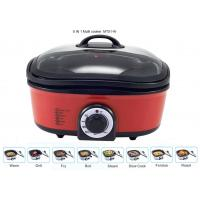 Coating Free Multi Use Pressure Cooker Multi Cooking Programs Delay Timer Manufactures