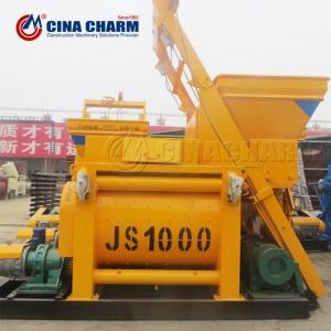 China Building Construction Js1000 60m3/H Concrete Mixer Machine on sale