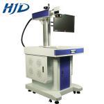 Customized LOGO Laser Etching Machine Air Cooling  Fiber Laser Engraver Manufactures