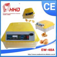 96% Hatching Rate Cheap Small Birds Used Chicken Egg  Incubator Hatching 50 Eggs Manufactures